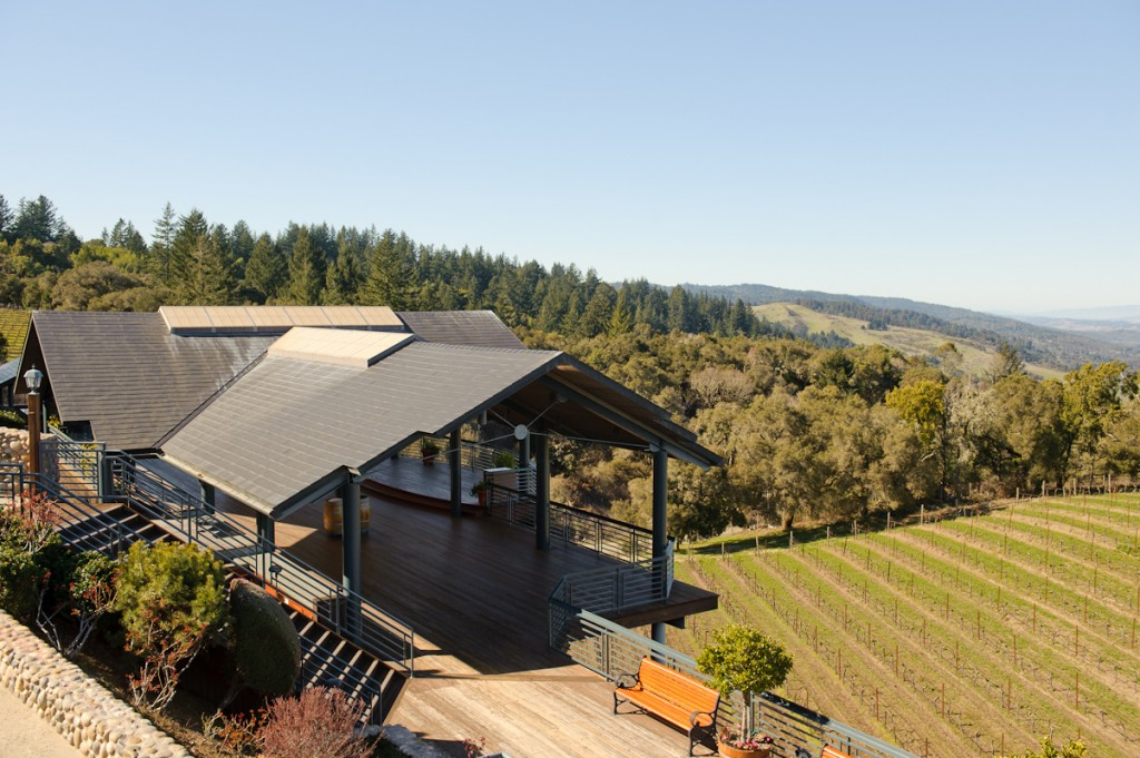 Thomas Fogarty Winery Pavilion